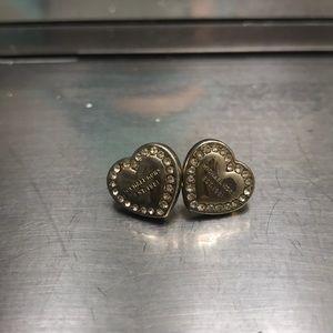 Micheal Kors very light gold Earring